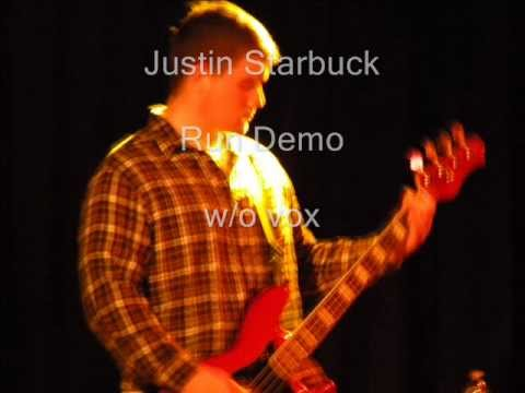 Justin Starbuck - Run Demo (no vox)