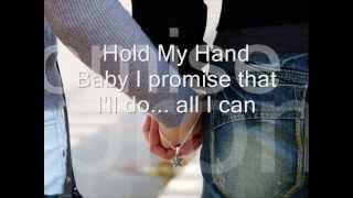 HOLD MY HAND  Lyrics - Jason Chen ft. Joseph Vincent