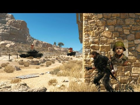 MGS5 - Ep.8: [Occupation Forces] - No Traces / Perfect Stealth