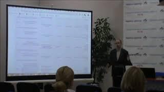 Организация работы поставщика в электронном магазине и на портале исполнения контрактов