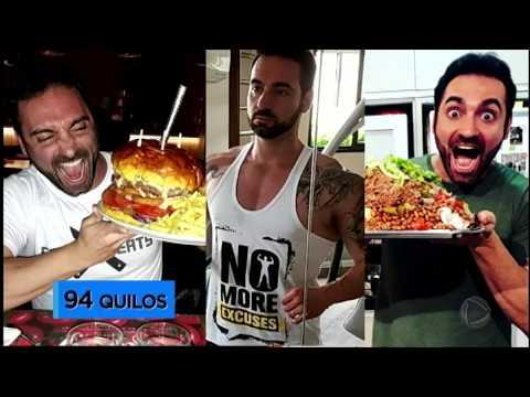 Homem Vence Desafio De Comida Após Comer Oito Pedaços De Pizza De Uma Vez