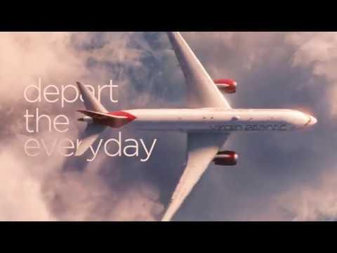 Virgin Atlantic - Depart the everyday