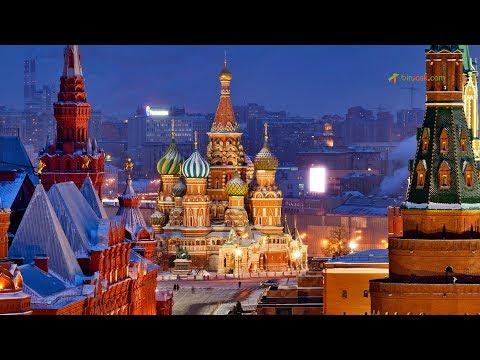 Moskova'da Gezilecek Güzel Yerler - Birucak.com