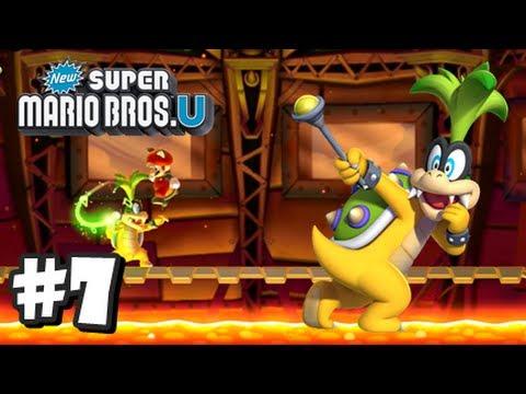 New Super Mario Bros U Wii U Part 4 - Super Mario Bros