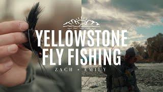 YELLOWSTONE | Fly Fishing