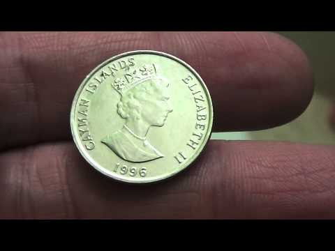 Cayman Islands 10 Cent Coin Review