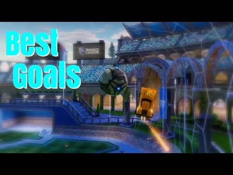 Best Goals Rocket League #35