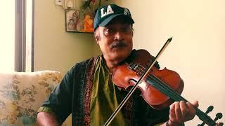 Param Sundari |Abhijit Mazumdar|Violin Cover|@A. R. Rahman @Shreya Ghoshal Official @Netflix India