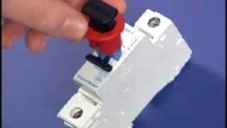 Sistema de consignación para disyuntores térmicos