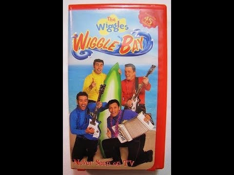 Opening and Closing to The Wiggle's Wiggle Bay 2003 VHS