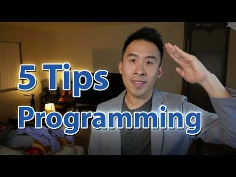 5 Tips to Learning a New Programming Language