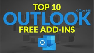 Top 10 Outlook Free Add-ins