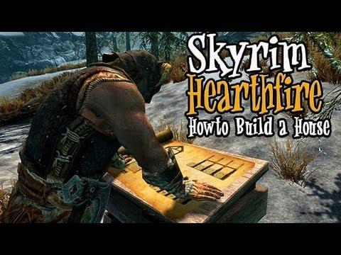 skyrim hearthfire kickass