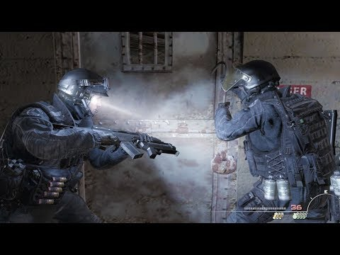 GIGN Mission - Bag and Drag - Call of Duty Modern Warfare 3