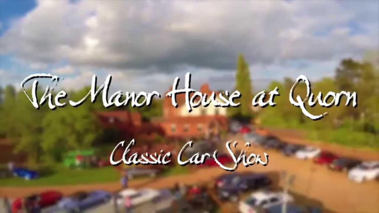 manor house quorn car meet