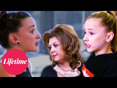 I Have a Voice and Im Gonna Use It  Dance Moms (Flashback Compilation) | Lifetime