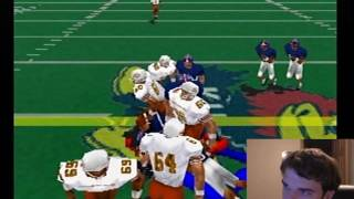 JAYHAWKS THROUGH TIME: Week 7 - Oklahoma State (NCAA Gamebreaker 2000)