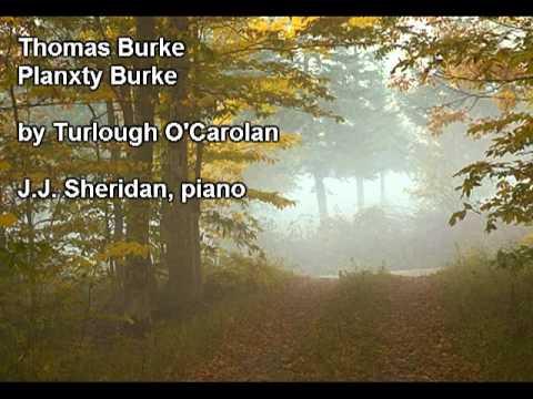 Thomas Burke - Planxty Burke (Turlough O