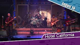 Hotel California, August 16th 2014