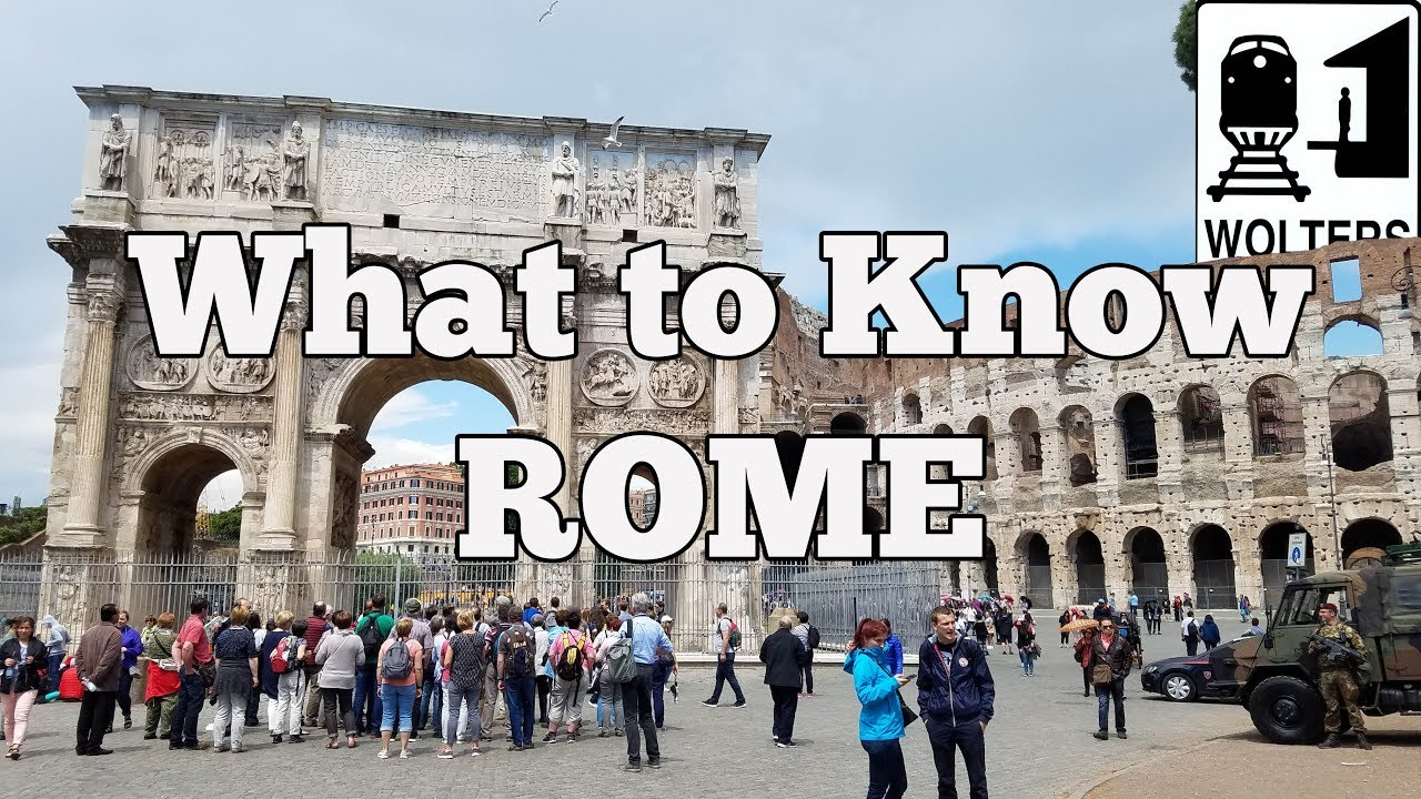0c885099e30 Visit Rome - What to Know Before You Visit Rome