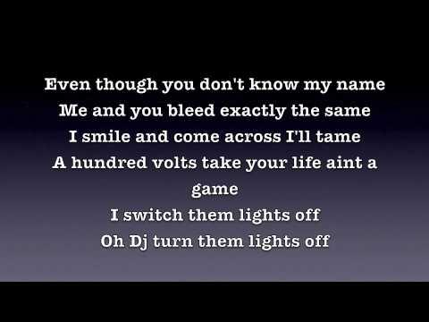Lights On-Wiley feat Angel & Tinchy Stryder LYRICS