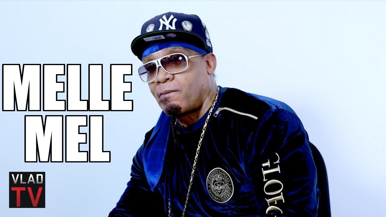 Melle Mel: Hip Hop ISN'T the Music of the Streets (Part 17)