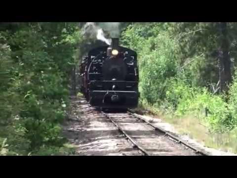 1880 Train between Hill City, SD and Keystone South Dakota
