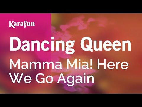 Karaoke Dancing Queen - Mamma Mia! Here We Go Again *