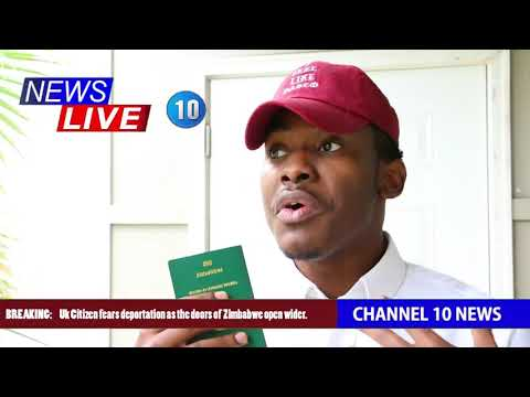 UK CITIZENS REACT TO #VISABAE GOFUNDME ON UG TV   JustinUg x Ifiok Albert