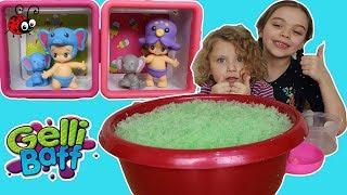 Scoate Jucariile  din Gelli Baff   Un joc cu Surprize TwoZies   For Kids