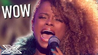 fantastic fleur east cover on x factor uk x factor global