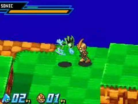 Ashura vs. Emerl: <b>Sonic Battle</b> Hack Mod - YouTube