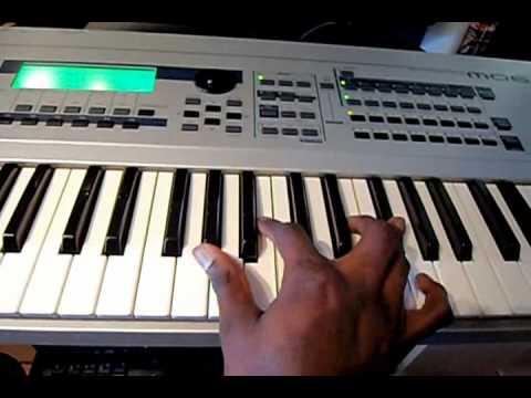 B.o.B Don't Let Me Fall Piano Tutorial