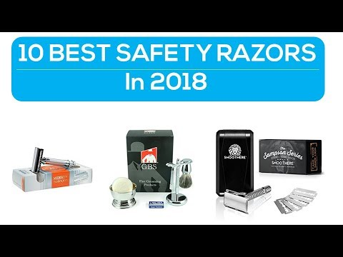 10 Best Safety Razors