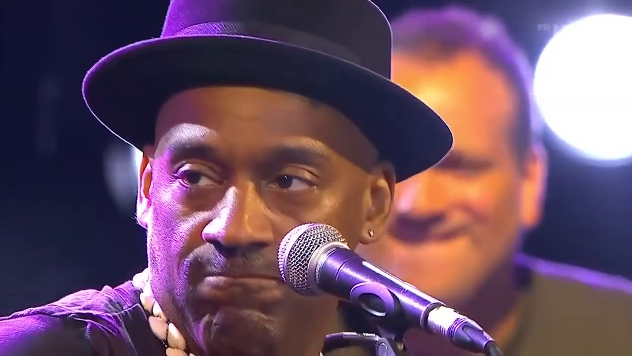MARCUS MILLER...live! (HD)