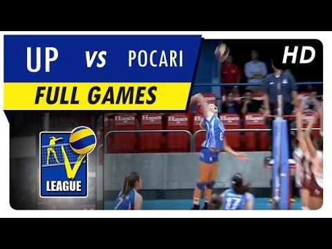 UP vs PSW| Full Game | Set 2 | Shakey