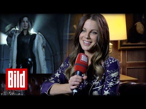Kate Beckinsale spricht versautes Deutsch - Underworld: Blood Wars im Kino