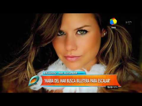 May Alexander: María del Mar es una hiedra braguetera