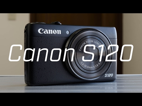 Canon PowerShot S120 を今ごろ購入!G9X との比較など