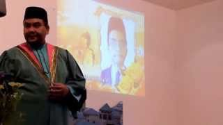 Majlis Graduasi Tahun 6 SERI Al Huda pada 21-11-2015 (Penyampaian Skrol Kategori Lelaki)