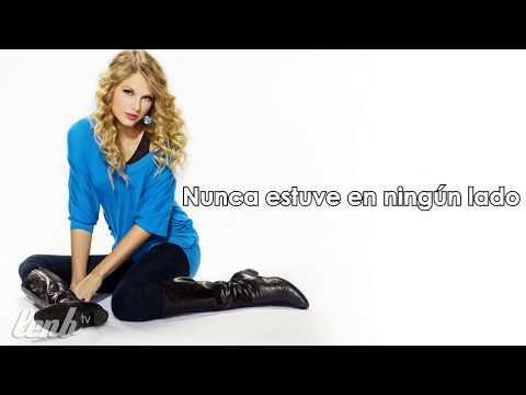 Taylor Swift - Cold As You (Subtitulado en Español)