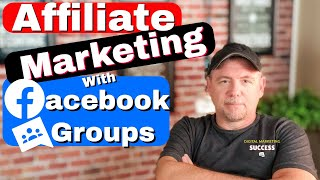 Gambar cover Affiliate Marketing With Facebook Groups