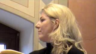 Christiane Boesiger 2008: Seize Ans (Viardot-Garcia, Chopin)