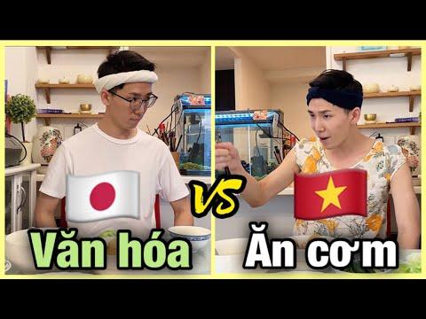 12 điều khác nhau trong văn hoá ăn uống của Việt Nam và Nhật Bản!! 日本とベトナム食文化の違い12選 !!