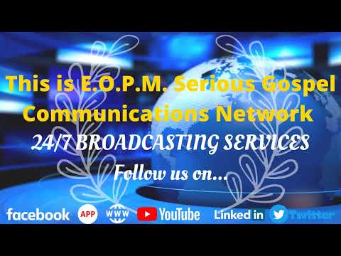 Welcome to Echoes of Praise 24/7 Live Stream Broadcasting. Enjoy the Blessings of The Lord!