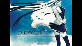 Gambar cover World is mine - Hatsune Miku