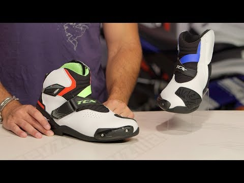 TCX Roadster 2 Boots Review at RevZilla.com