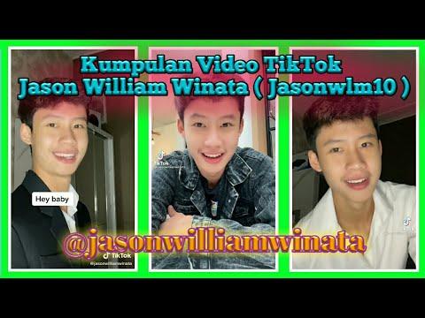 Kumpulan Video Tiktok Jason William Winata Jasonwlm10 Jasonwilliamwinata Tiktok World Youtube
