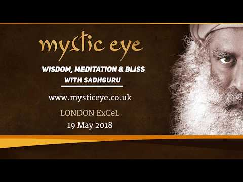 Mystic eye - London ExCeL 19 May 2018