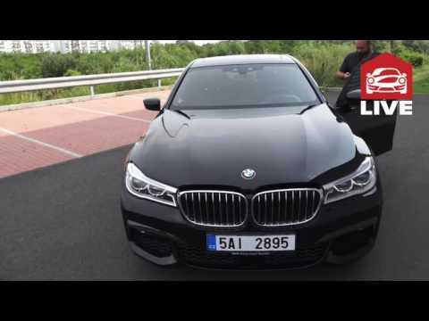 BMW 740 xD GAR .cz LIVE